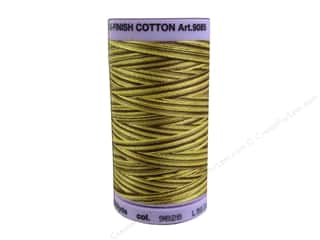 Mettler Silk Finish Cotton Thread 50 wt. 500 yd. #9828 Choco Banana