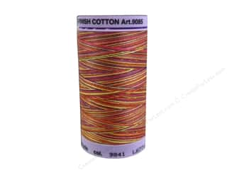 Mettler Silk Finish Cotton Thread 50 wt. 500 yd. #9841 Smiley Mix