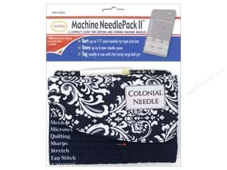 Colonial Needle: Colonial Needle Machine Needle Pack II