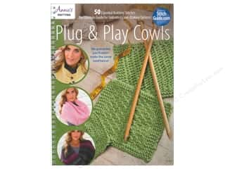 Annie's Plug & Play Cowls Book by Beth Whiteside