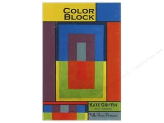 Books & Patterns: Villa Rosa Designs Kate Griffin Color Block Pattern Card