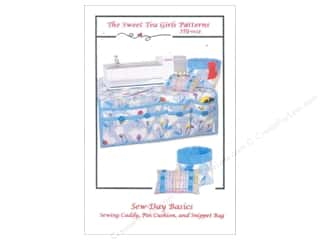 caddy: Sweet Tea Girls Sew Day Basics Pattern