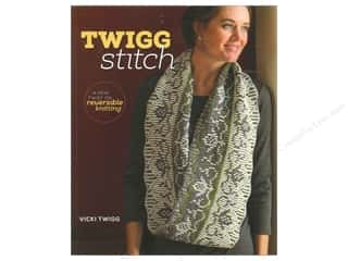 yarn: Interweave Press Twigg Stitch Book