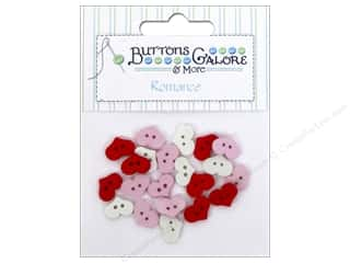 Buttons Galore Theme Buttons Sweet Hearts