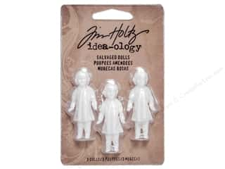 Tim Holtz Idea-ology Salvaged Dolls