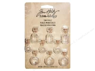 Tim Holtz Idea-ology Tiny Vials