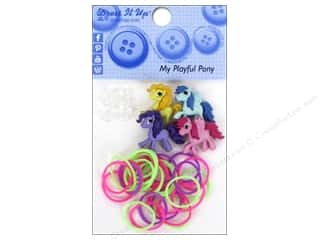 Weekly Specials Pins : Jesse James Kit Rubber Bands My Playful Pony