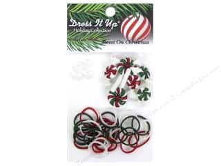Weekly Specials Pins : Jesse James Kit Rubber Bands Sweet On Christmas