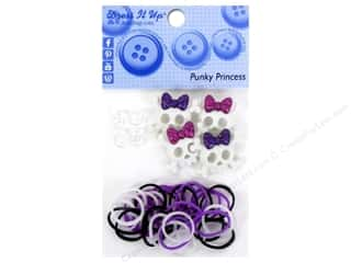 Weekly Specials Pins : Jesse James Kit Rubber Bands Punky Princess