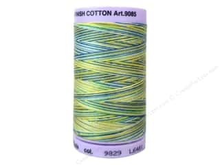 Mettler Silk Finish Cotton Thread 50 wt. 500 yd. #9829 China Blue