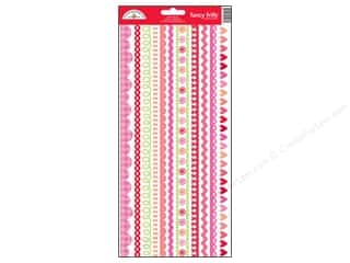 Theme Stickers / Collection Stickers: Doodlebug Lovebugs Collection Sticker Fancy Frills (12 sets)