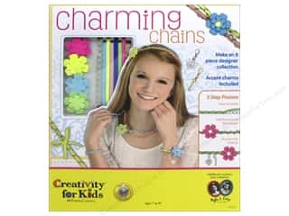 Weekly Specials Hot Glue: FaberCastell Creativity For Kids Charming Chains