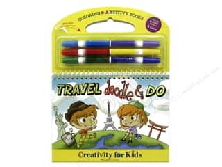 Weekly Specials Faber Castell: FaberCastell Creativity For Kids Travel Doodle & Do