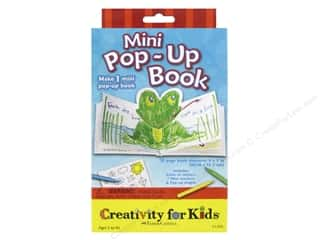 Weekly Specials Tombow Adhesives: FaberCastell Creativity For Kids Mini Pop-Up Book