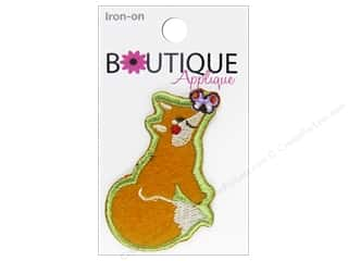 Blumenthal Boutique Applique Fox