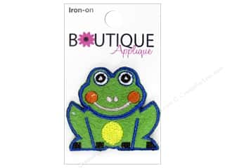 Blumenthal Boutique Applique Frog