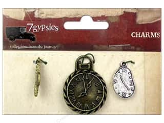 Watches: 7 Gypsies Charms 3 pc. Time