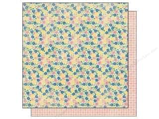 Spring Printed Cardstock: Authentique 12 x 12 in. Paper Treasure Collection Adorable (25 sheets)