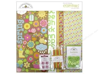 Buttons & Bees: Doodlebug Essentials Kit Hello Sunshine