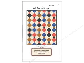 QuiltWoman.com All Dressed Up Pattern