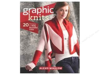 knitting books: Interweave Press Graphic Knits Book