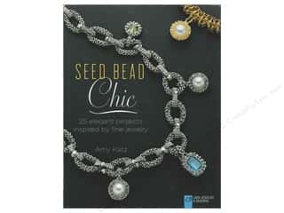 seed beads: Lark Seed Bead Chic Book
