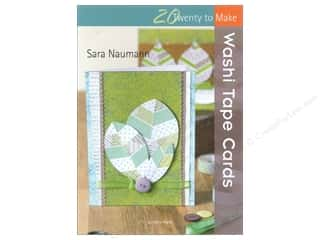 Weekly Specials Card Making: Search Press Twenty To Make Washi Tape Cards Book