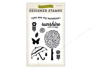 stamps: Echo Park Clear Stamp Set Spring You Are My Sunshine