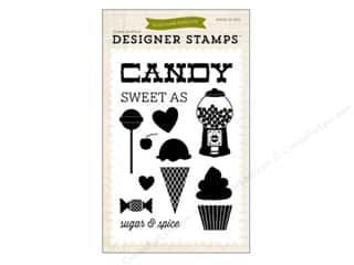 Echo Park Paper Company: Echo Park Clear Stamp Set Children Sweet as Candy