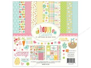 Clearance Echo Park Collection Kit: Echo Park Happy Easter Collection Kit