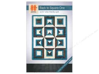 Hunter's Design Studio Back To Square One Pattern
