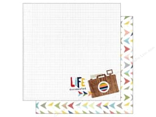 Simple Stories: Simple Stories 12 x 12 in. Paper Life Documented It's Your Life (25 sheets)