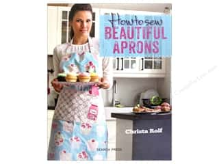 Search Press How To Sew Beautiful Aprons Book
