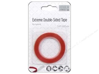 Double-sided Tape: 3L Extreme Double-Sided Tape 1/8 in. x 4.9 yd.