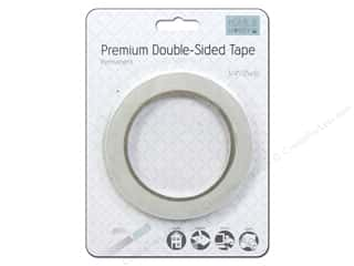 Double-sided Tape: 3L Premium Double-Sided Tape 1/4 in. x 25 yd.