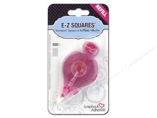 Sizzling Summer Sale Scrapbook Adhesives by 3L: 3L Scrapbook Adhesives E-Z Squares Refill 650 pc.
