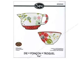 Sizzix Bigz Die Mixing Bowls by Eileen Hull
