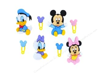 craft & hobbies: Jesse James Dress It Up Embellishments Disney Babies