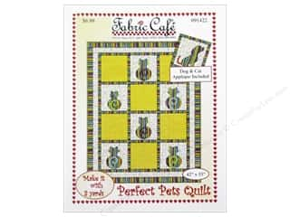 Fabric Cafe Perfect Pets 3 Yard Quilt Pattern
