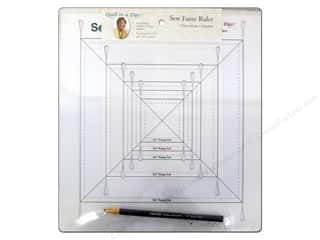 Weekly Specials Guidelines 4 Quilting Tools: Quilt In A Day Ruler Sew Fussy