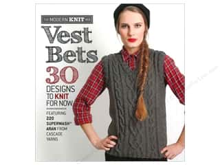 Spring Patterns: Sixth & Spring Vest Bets Book