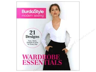 Clearance: Interweave Press BurdaStyle Wardrobe Essentials Book