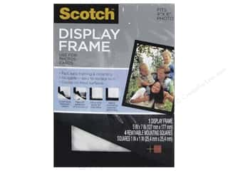 "Wood Photo Frame: Scotch Frame Photo Display 5""x 7"""