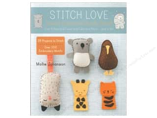 sewing & quilting: Lark Stitch Love Book