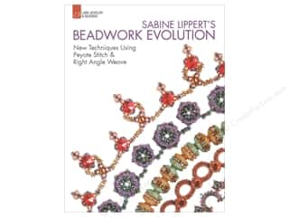 beading & jewelry making supplies: Lark Beadwork Evolution Book