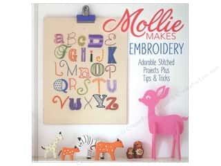 Interweave Press: Interweave Press Mollie Makes Embroidery Book
