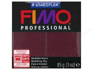 craft & hobbies: Fimo Professional Clay 3 oz. Bordeaux