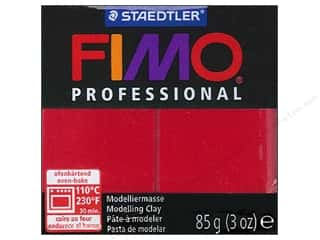 Fimo Professional Clay 3 oz. Carmine