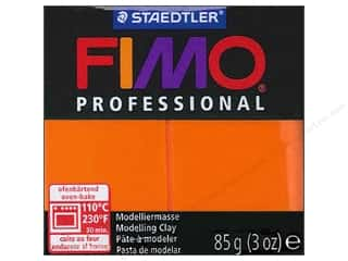 Fimo Professional Clay 3 oz. Orange