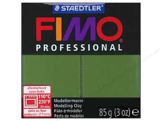 craft & hobbies: Fimo Professional Clay 3 oz. Leaf Green